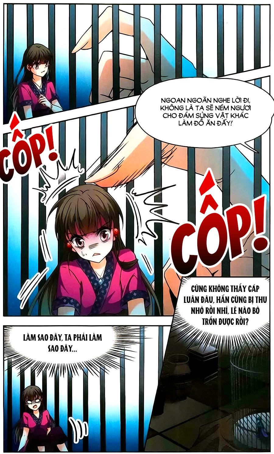Tầm Trảo Tiền Thế Chi Lữ chap 156 Trang 7 - Mangak.info