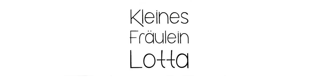 Kleines Fräulein Lotta
