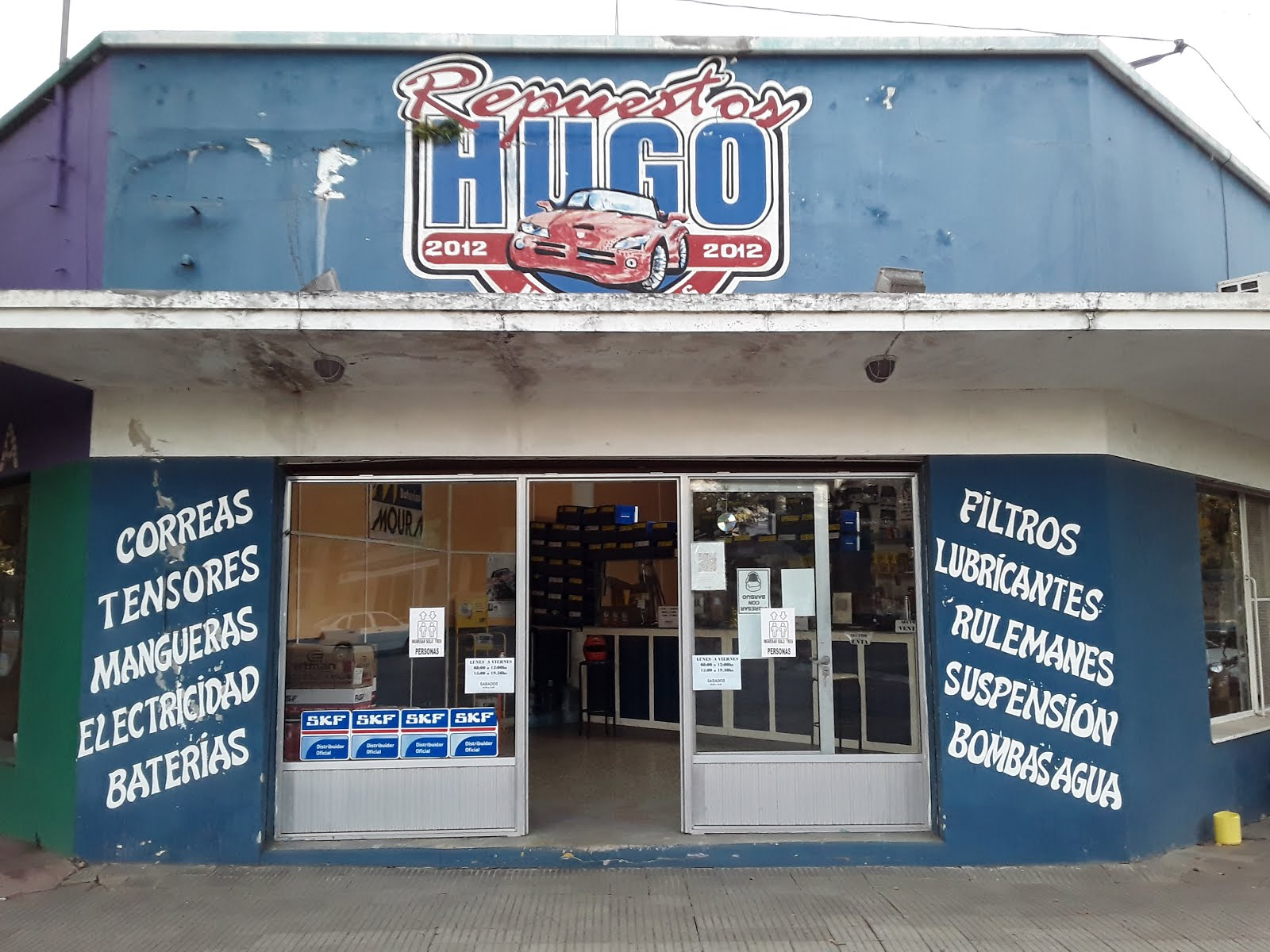 REPUESTOS HUGO