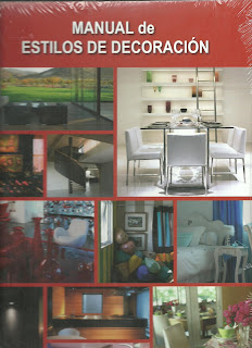 manual de estilos de decoracion 1 vol euromexico 570