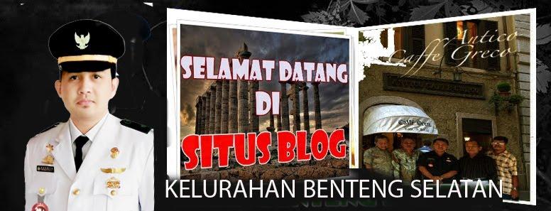 website kelurahan benteng selatan