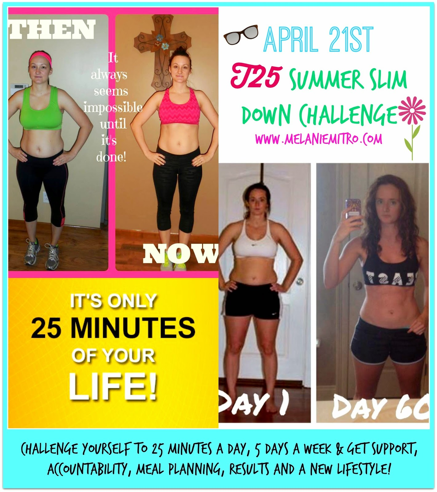 T25 Sale, Summer Slim Down Challenge, Support, Accountability, Motivation