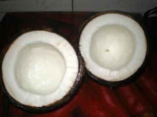 Wiórki kokosowe domowej produkcji