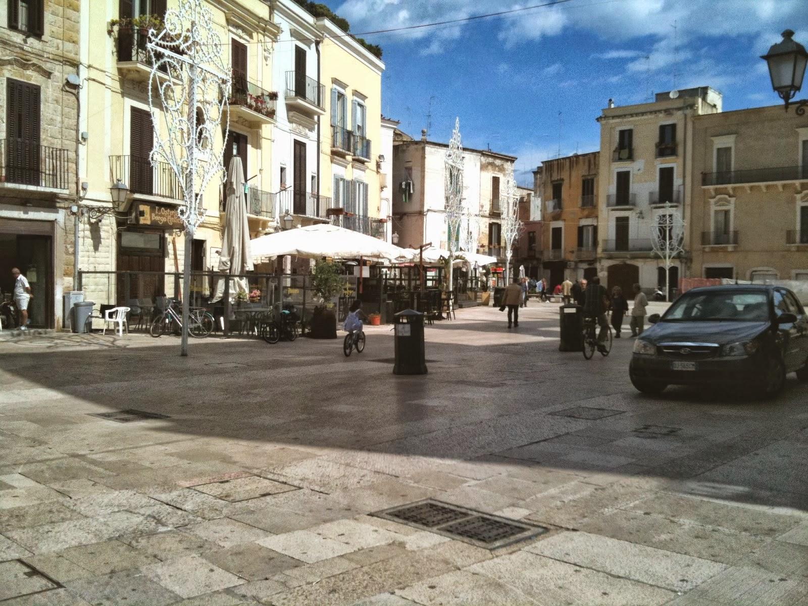 Bari disinfestazione citt vecchia una squadra di for Citta da visitare in puglia