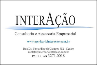 INTERAÇÃO Consultoria e Assessoria Empresarial