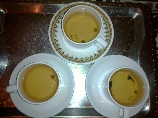 Khamir Tea