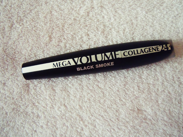 L'ORÉAL Mega Volume Collagene 24H Mascara swatches