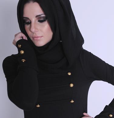 طريقة لف الحجاب الخليجي - الحجاب الخليجي - لفة الحجاب الخليجي