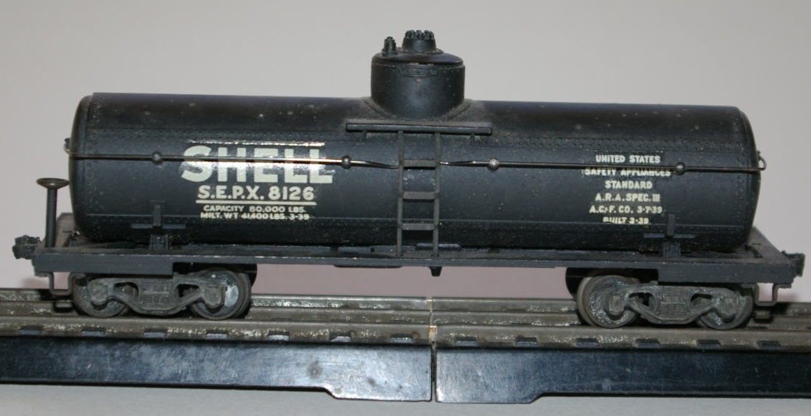 American Oo Today Lionel Oo Freight Cars Part Ii Tank Cars
