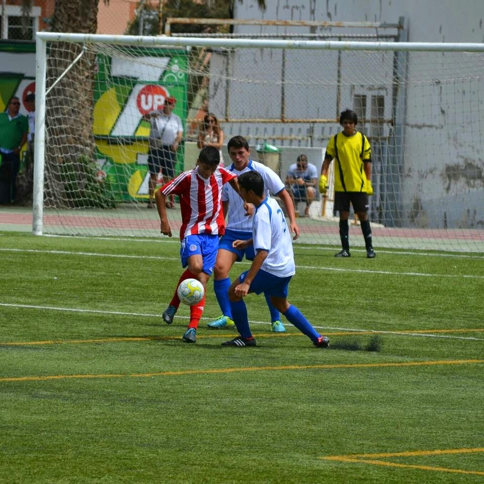 Kevin Torres Atletico Gran Canaria