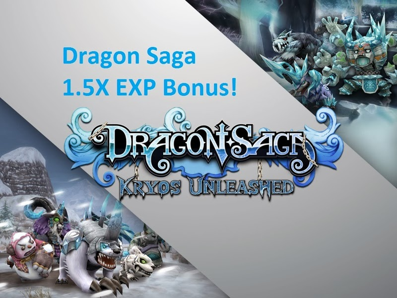 MMORPG Exp Bonuses