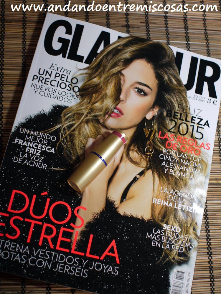 Regalo Revista Glamour Enero 2015