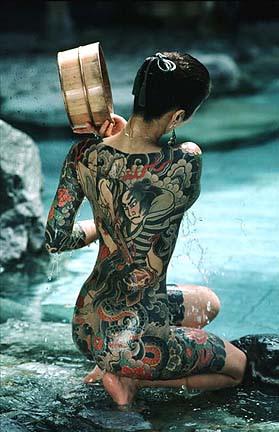 tatto cewek hot jepang
