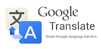 Add translation Gadget to Blogger Blog