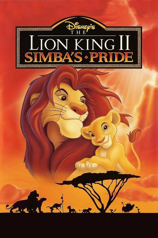 O Rei Leão 2 – O Reino de Simba – HD 720p