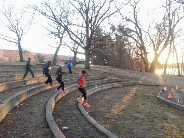 Watertown Bootcamp at Arsenal Park