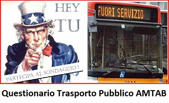 PARTECIPA AL SONDAGGIO!