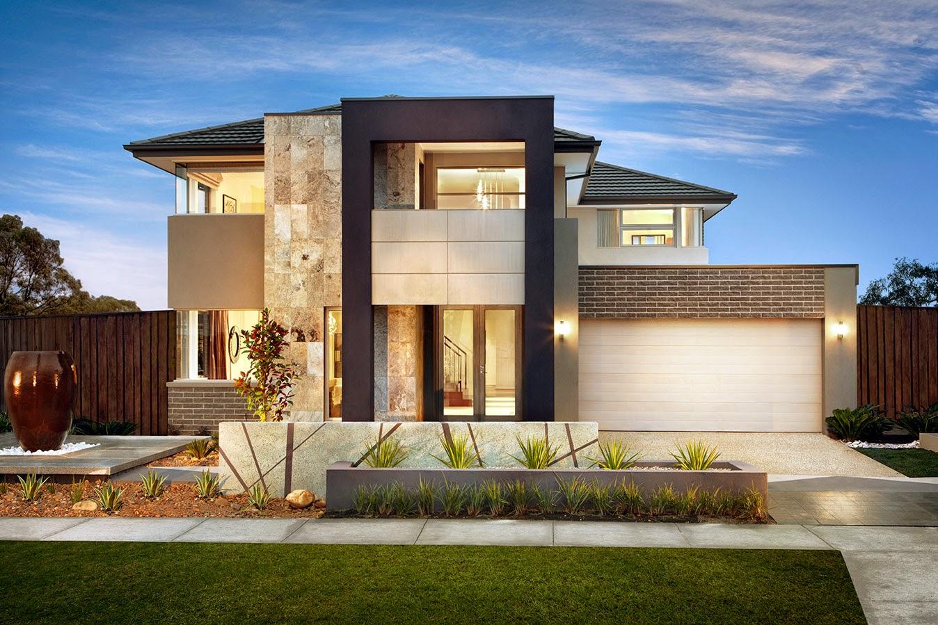model rumah terbaru