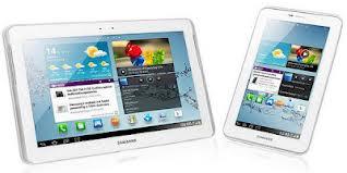 Samsung Galaxy Tablets 2013