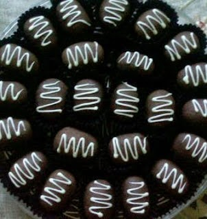 resep kue kurma isi lapis coklat   rumah coklat   keju   susu