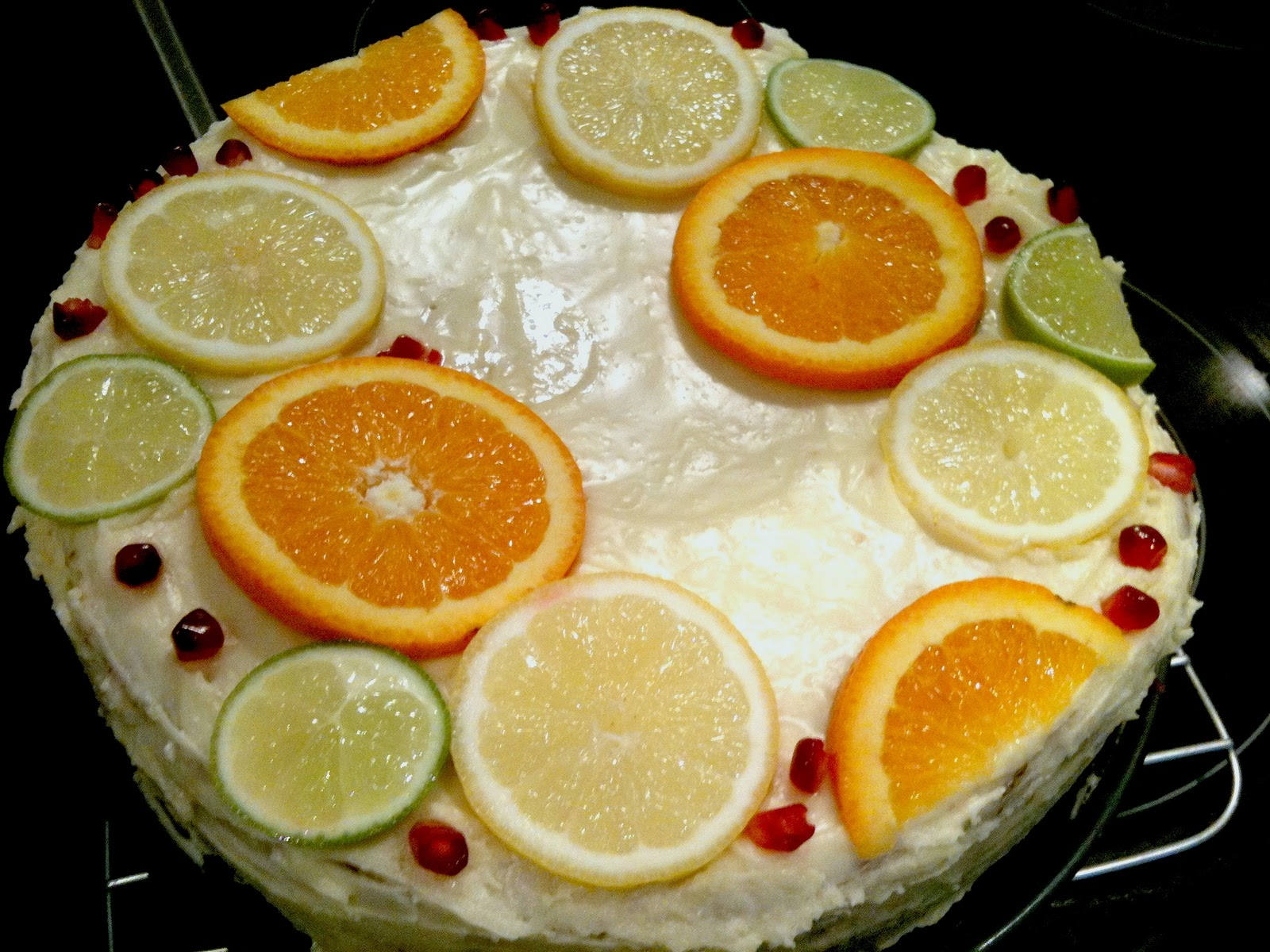 Lemon Coconut Cake Annabel Langbein