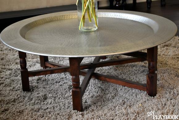 Pottery Barn coffee table