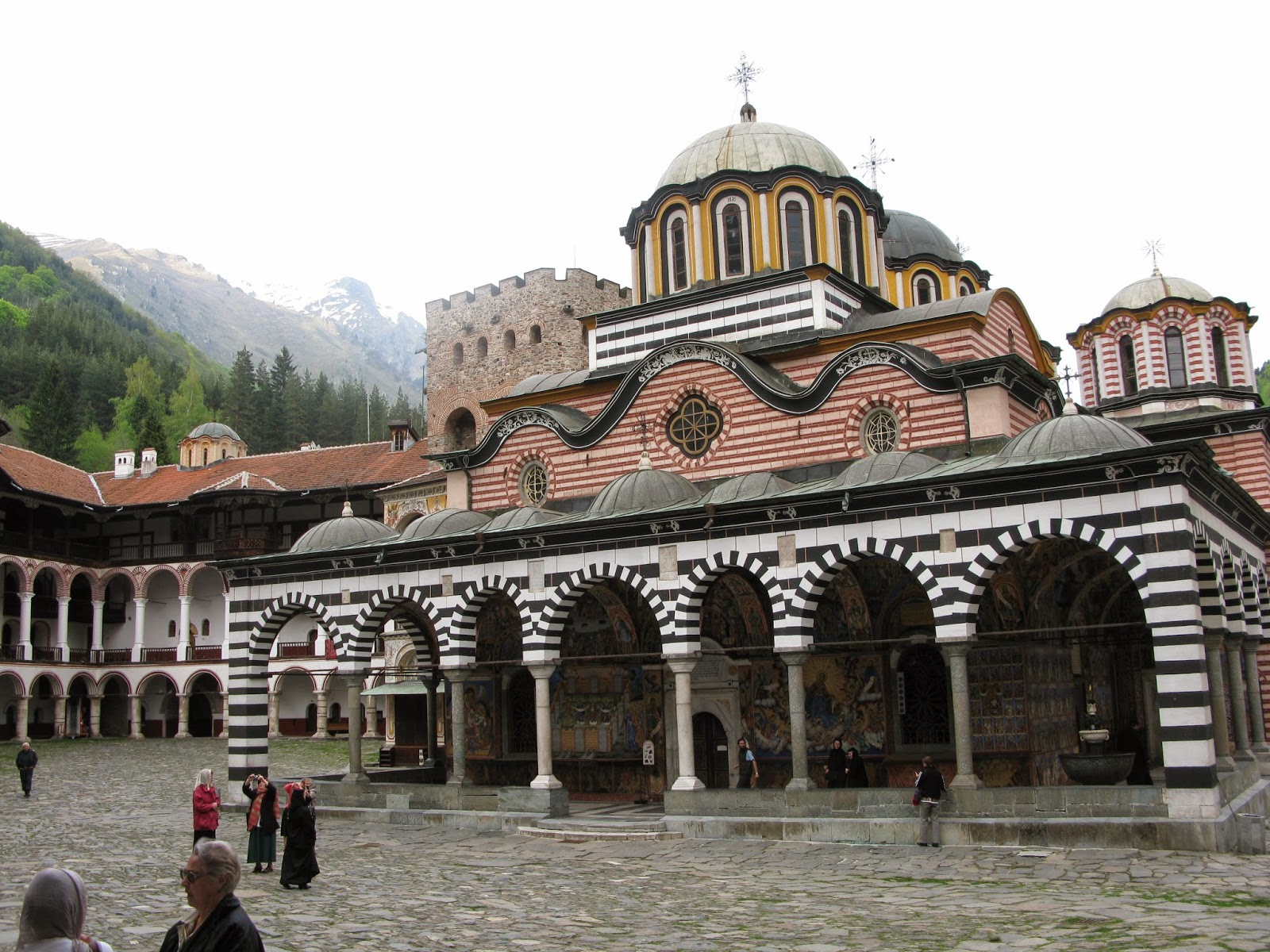 Manastirea Rila