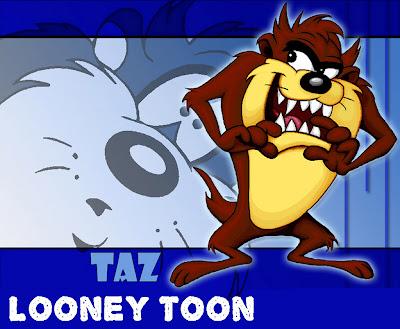 Looney Toon Tasmanian Devil