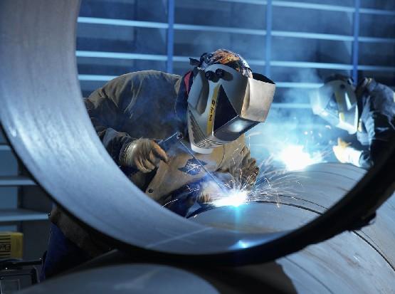 welding sector