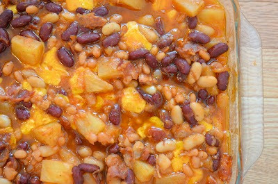 Baked Beans With Pineapple And Bacon Recipes — Dishmaps
