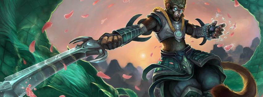 Ảnh Ngộ Không Wukong siêu đẹp làm ảnh nền ảnh bìa