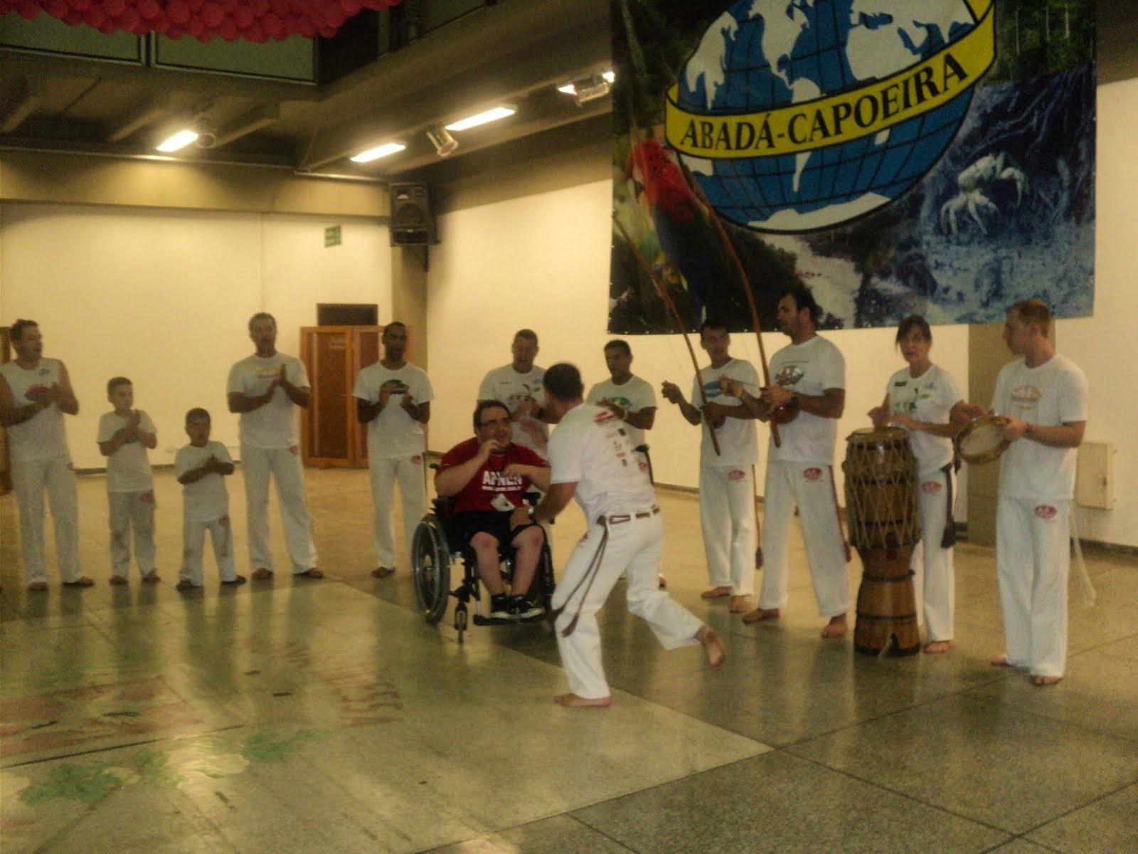 Capoeira Inclusiva - 2014