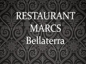 Restaurant Marcs Bellaterra
