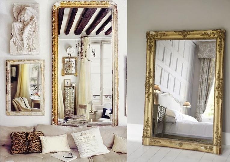 espejos antugos