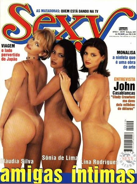 Claudia, Sonia e Lina - Sexy 1997