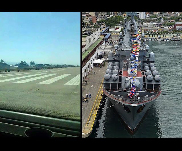 Πόλεμος προ των πυλών: Ρωσικά πολεμικά πλοία και πολεμικά αεροσκάφη SU-34 fullback βρίσκονται ή κατευθύνονται στην Συρία έτοιμα για δράση...