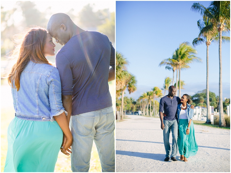 dubois park jupiter florida engagement wedding photography