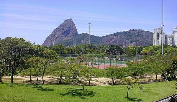 Piquenique no Rio de Janeiro Parque do Flamengo