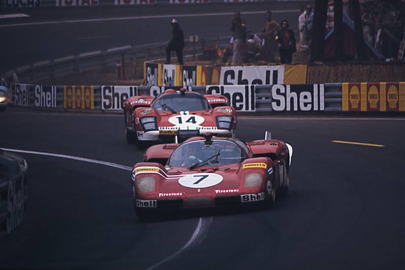 Reviving Le Mans 1970 Race Part Iv The Ferrari Disaster