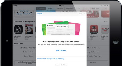 How To Use Itunes Gift Card On Iphone New Update In 2015 - Iphone ...