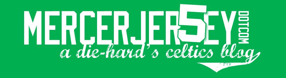 Mercer Jersey