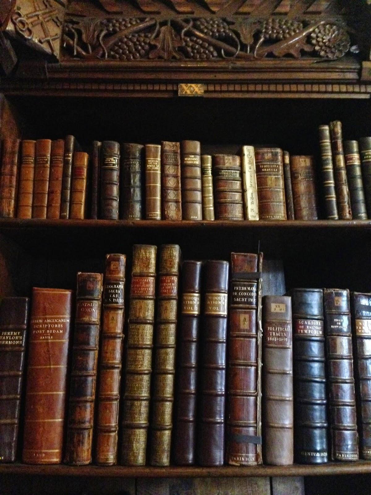 bøger gamle bøger