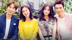 Daftar drama terbaru Baek jin hee