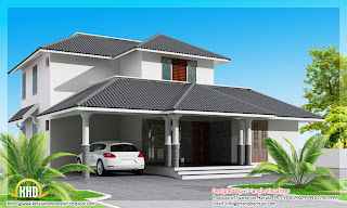 desain atap rumah minimalis modern dekor rumah