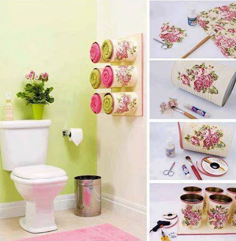 Ideas para decorar interiores con latas recicladas - Decorar casa con cosas recicladas ...