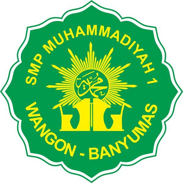Logo SMP Muhammadiyah 1 Wangon