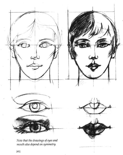 how to draw with your mind