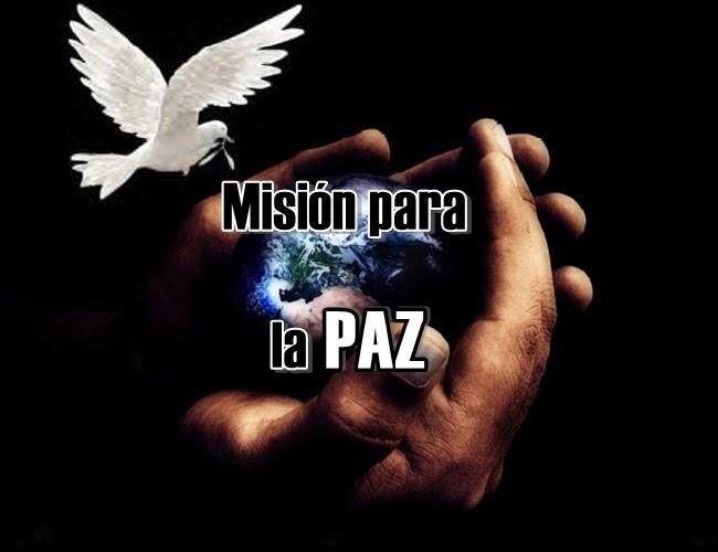 """El presente es una Iluminador Mensaje de """"Misión para la Paz en la Tierra"""", que ofrecemos como apoyo para todos aquellos que en sus trayectorias, desean disfrutar de sus elecciones, decisiones y oportunidades."""