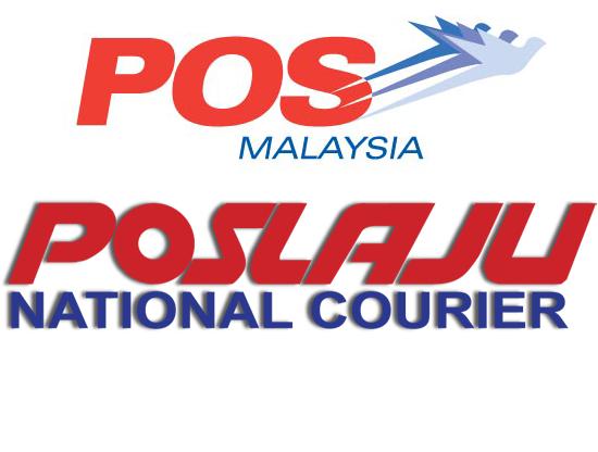 Sampul Surat Prabayar Palsu Poslaju Malaysia