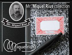 Mr. Miquel Rius colección